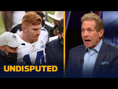 Skip Bayless reacts to Cowboys 'quitting' & 'humiliating' WK 7 loss to Washington | NFL | UNDISPUTED