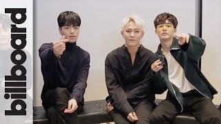 Download Video iKON Discuss 'Goodbye Road,' Future Tour Plans & More | Billboard MP3 3GP MP4