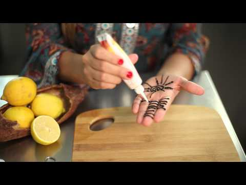 How to Do Henna Makeup : Exotic Beauty Tips
