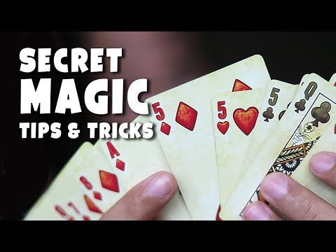 You NEED To Learn THESE Magic Trick Tips!