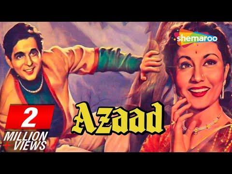 Azaad (HD) - Dilip Kumar - Meena Kumari - Pran - Bollywood Classic Movie