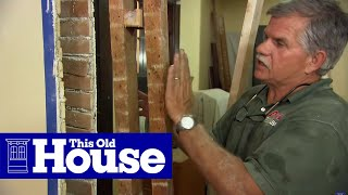 Video How to Remove a Load-Bearing Wall | This Old House MP3, 3GP, MP4, WEBM, AVI, FLV Agustus 2019