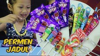 Video Review Aneka Candy Jadul Mana yang Paling Enak? Permen Lollipop Payung Coklat Karakter & Rainbow MP3, 3GP, MP4, WEBM, AVI, FLV Oktober 2018