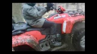 10. Arctic Cat 450 TRV - Jenny Jump Trails - Dunnville Ontario!!!!
