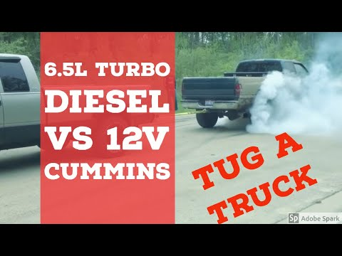 Tug-of-war: A 6.5 Turbo Diesel vs. a 12-Valve Cummins