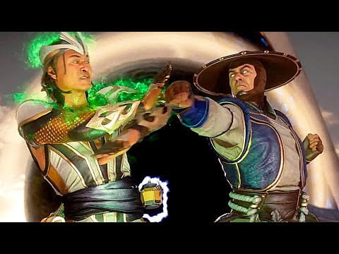 MORTAL KOMBAT 11 AFTERMATH Story All Cutscenes Full Movie MK11 Aftermath [1080p HD 60FPS]