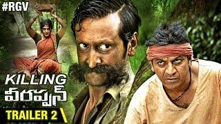 RGV's Killing Veerappan Trailer 2 HD Video