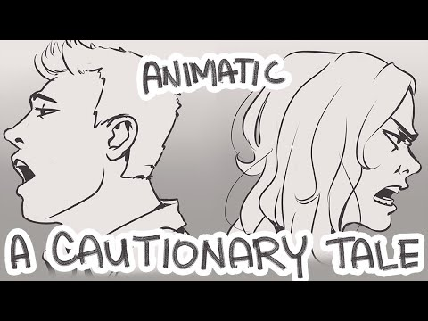 A Cautionary Tale - Animatic (Mean Girls Broadway)