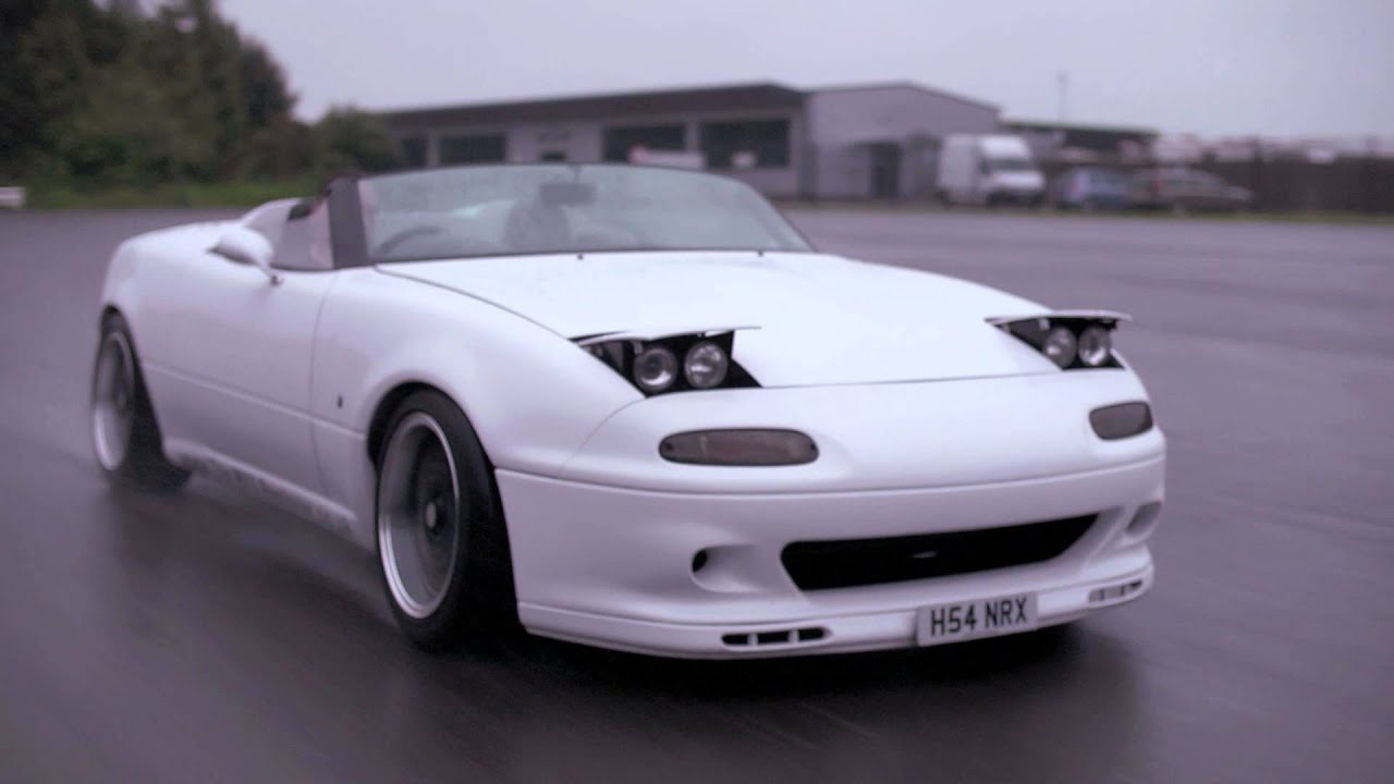 Mazda MX-5 Miata: 25 Years of the World's Favourite Sportscar – XCAR