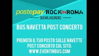 Video Tutorial Postepayrockinroma.com - Come Arrivare