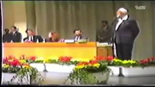 Ahmed Deedat - Pastor 'does Not Answer' Question