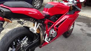 5. Ducati 999S 2005 with full Termignoni 57 exhaust