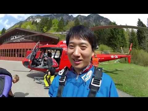 Donghyun Kang 1. May 2013 Skydive Interlaken
