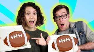 PANCAKE ART CHALLENGE | Learn To Make Football Pancakes by Tastemade