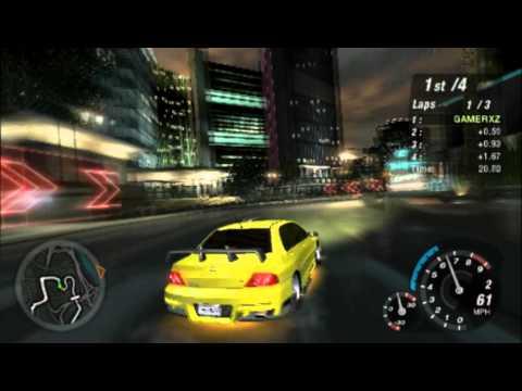 Need for Speed Underground 2 Playstation 2