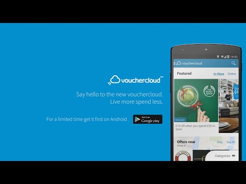 Video of vouchercloud