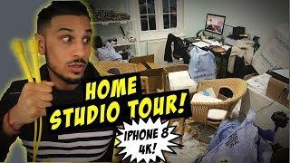 RUSH ATHLETICS STUDIO TOUR 2017! | BEHIND THE SCENES (iPhone 8 Plus 4K 60fps)