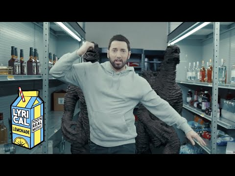 Eminem - Godzilla ft. Juice WRLD (Directed by Cole Bennett)