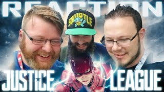 Video Justice League - Official Heroes Trailer REACTION LIVE @ NYCC!! MP3, 3GP, MP4, WEBM, AVI, FLV Juni 2018
