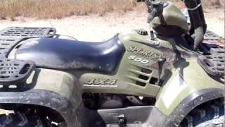 1. Overview of my 1998 Polaris Sportsman 500
