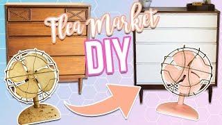 FLEA MARKET FLIP! DIY Home Decor on a Budget
