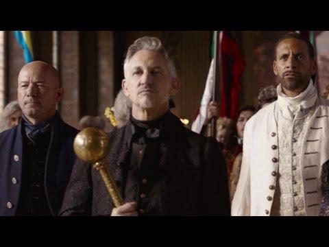 BBC Sport - Euro 2016 Trailer
