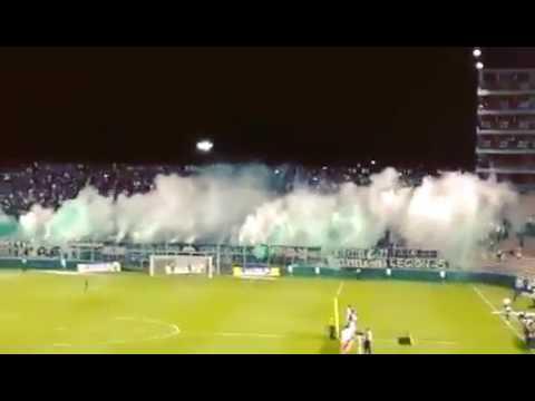 Cuartos Final 2016 - Frente Radical Verdiblanco - Deportivo Cali