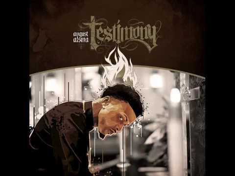 August Alsina Ft. Pusha T - Fml - Slow'd & Chop'd By RojEiO