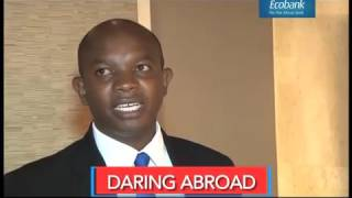 Daring Abroad Kenyans In Togo Promo