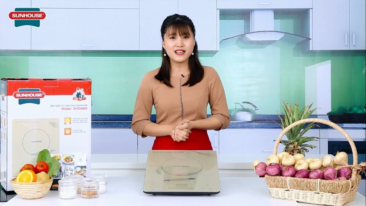 Video giới thiệu bếp điện từ