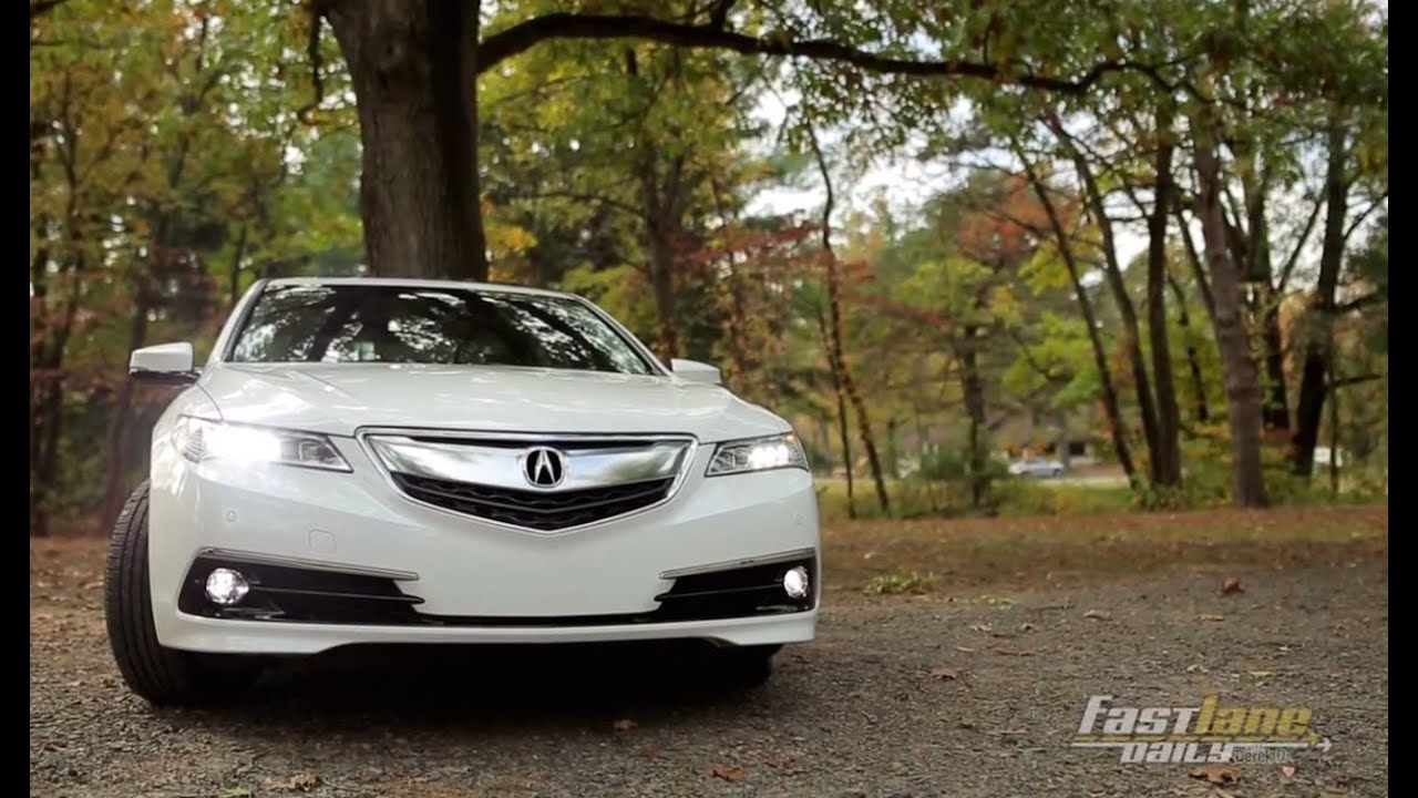 The Acura is The First Japanese Luxury.