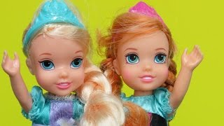 XxX Hot Indian SeX Elsa And Anna Toddlers And Olaf PLAY Together Eating Breakfast Bathing Playing In The Dollhouse .3gp mp4 Tamil Video