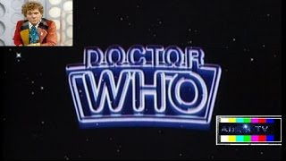 ADE's TV Doctor Who Season (Colin Baker) From 1984-1986. All The 6th Doctor Who Episodes Guide From The Twin Dilemma To The Trail of A Time Lord And ...
