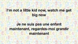 alphabet boy  melanie martinez lyrics englishfrançais