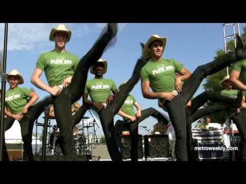 The DC Cowboys at the 2010 Capital Pride: Cowboy Up