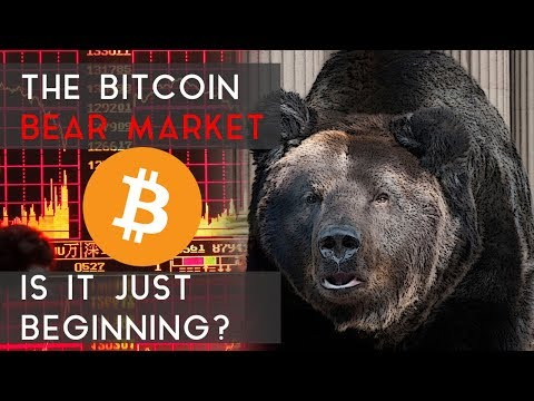 BITCOIN FALLS TO $3,700 | Is this just the beginning? video