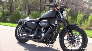 8. New 2015 Harley Davidson Iron 883 Motorcycles for sale