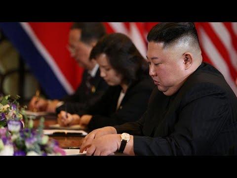 Nordkorea: Kim Jong Un antwortet erstmals auf Fragen au ...