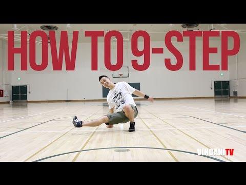 видео уроки танцев брейк дан