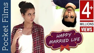 Video Husband and wife love after marriage | Romantic Short Film - Happy Married Life! MP3, 3GP, MP4, WEBM, AVI, FLV Oktober 2018