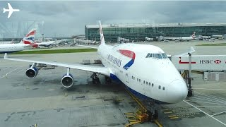 Video British Airways (New Economy) B747-400 Trip Report & Cabin Review - London to New York MP3, 3GP, MP4, WEBM, AVI, FLV Juni 2018