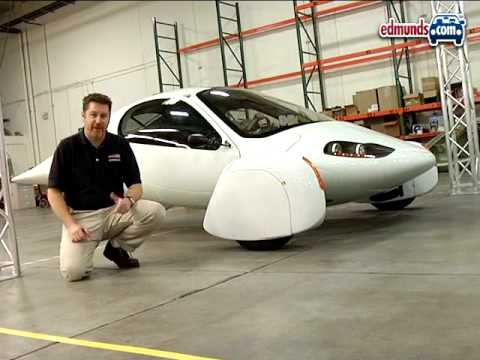 Aptera 2e � Electric Car of the Future