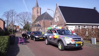 Zorgboerderij De Veldmuis houdt feestje voor hulpboer in Bunschoten