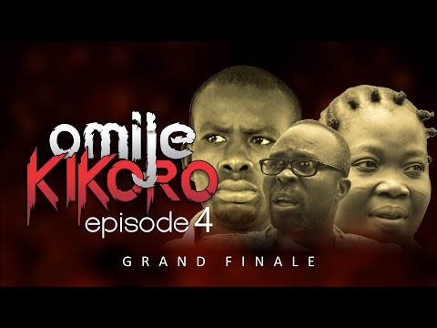 OMIJE KIKORO - Episode 4 || By EVOM Films Inc. || Written & Directed by 'Shola Mike Agboola