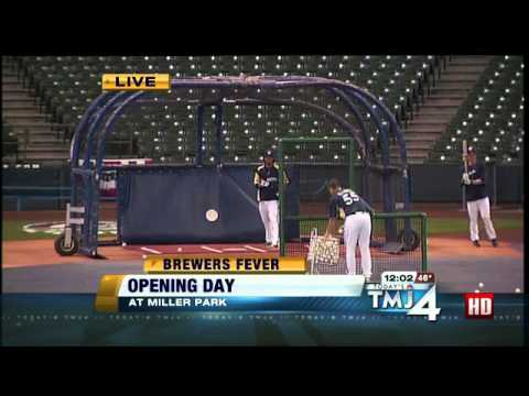 Block calls first Brewers opener on Newsradio 620 WTMJ