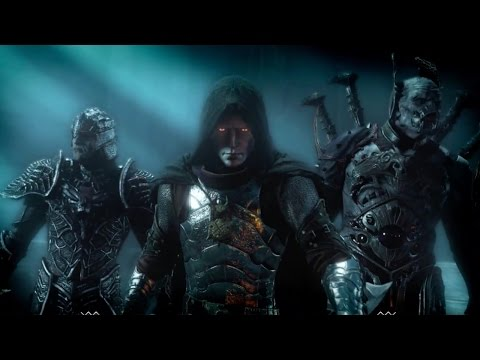 Middle-earth: Shadow of Mordor - 101 Trailer