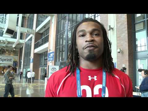 Mikel LeShoure Interview 2/26/2011 video.