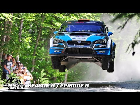 Launch Control: New England Forest Rally 2018 – Episode 6.06