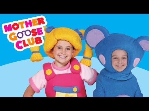 Nursery Rhyme Singing Time - Children's Songs with Mother Goose Club