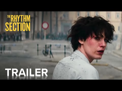 THE RHYTHM SECTION | Official Trailer | Paramount Movies